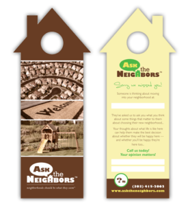 Since location is everything in the real estate business putting these personalized door hangers right at your target customersu0027 door steps is a good start ...  sc 1 st  i2i Marketing & Door Hanger Ideas : Real Estate Agent Marketing | i2i Marketing